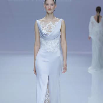 Photo : Carlo Pignatelli. Credits_ Barcelona Bridal Fashion Week