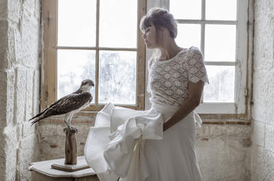 Des robes de mariée voluptueuses et élégantes : découvrez la collection de Victoire Vermeulen