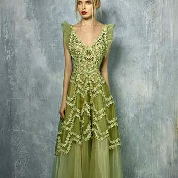 Créditos: Beside Couture by Gemy - Gemy Maalouf