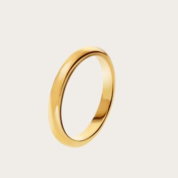 Bvlgari - Fedi alianças de casamento de ouro - 1000€