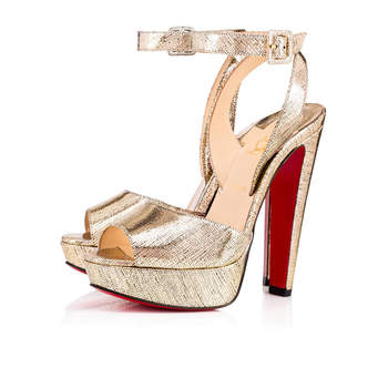Louloudancing Lame Mercure, Christian Louboutin