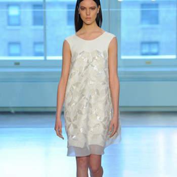 Kleid von Justin Alexander