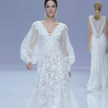 Carlo Pignatelli. Créditos: Barcelona Bridal Week