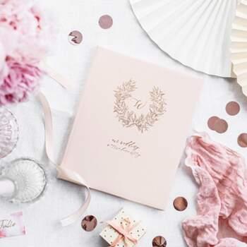 Livre D'or Histoire D'amour - The Wedding Shop !
