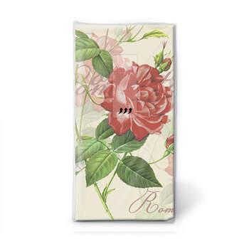Pañuelos Rosas Rojas- Compra en The Wedding Shop