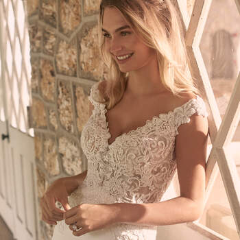 Photo : Maggie Sottero - Antonella