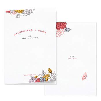 Libritos Ceremonia Estilo Vintage- Compra en The Wedding Shop