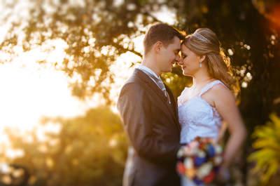 Beta & Thiago: casamento super original em clima de boteco-chic em Curitiba!