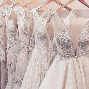 Свадебные платья: Ольга Первухина