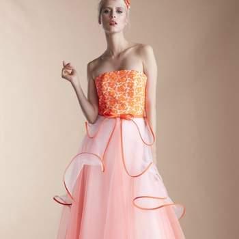 Robe de mariée Suzanne Ermann 2013, modèle Neo - Photo : Suzanne Ermann