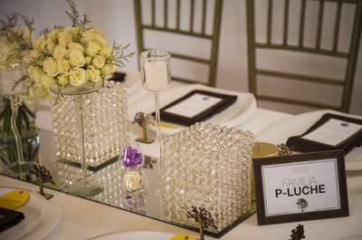 Foto: Cristina Rojas Wedding Planner & Event Designer