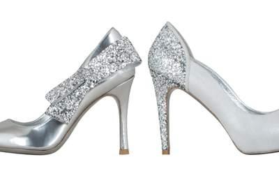 Des chaussures de mariée sur-mesure, top chic avec Kesslord
