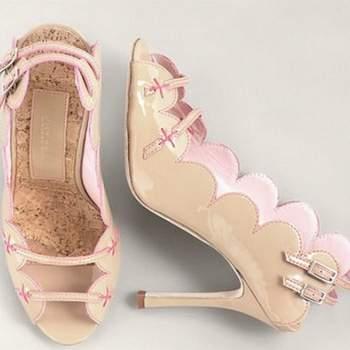 Zapatos para invitadas. Foto: Manolo Blahnik