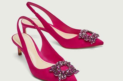 Zara s'inspire des chaussures Manolo Blahnik de Carrie Bradshaw