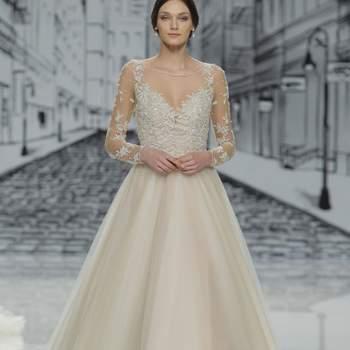 Photo : Justin Alexander_Barcelona Bridal Fashion Week