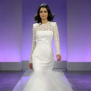 Robe de mariée modèle Gloire