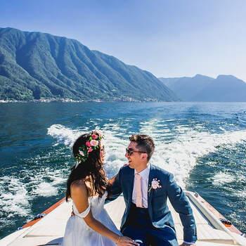 Wedding planner/creator: Veronica Frasca | Photographer: Barney Walters