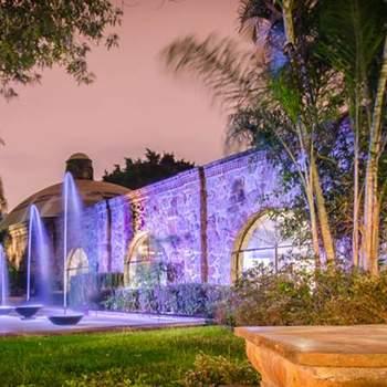 """<a href=""""https://www.zankyou.com.mx/f/hacienda-la-providencia-13273""""> Foto: Hacienda La Providencia </a>"""