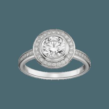 Anel de noivado de Cartier
