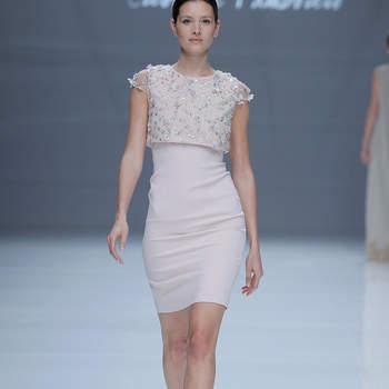 Kleid von Christina Tamborero
