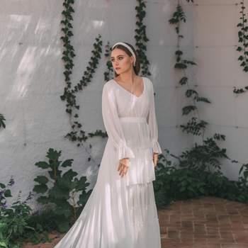 Vestido Paulina. Foto: Alejandra Godia