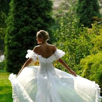 Robe de mariée Catherine Varnier - Modèle Gisele