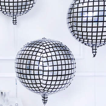 Globo Bola Discoteca- Compra en The Wedding Shop