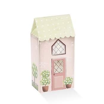 Grande maison au toit rose 20 pièces -  The Wedding Shop !
