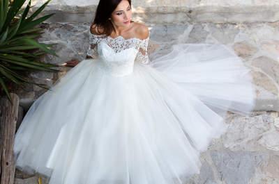 A chaque style, sa robe de mariée : découvrez la collection des Mariées de Provence !