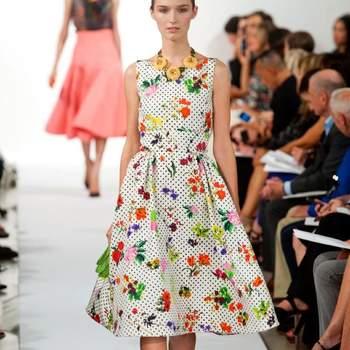 Foto: Oscar de la renta Spring/Summer New York Fashion Week 2015