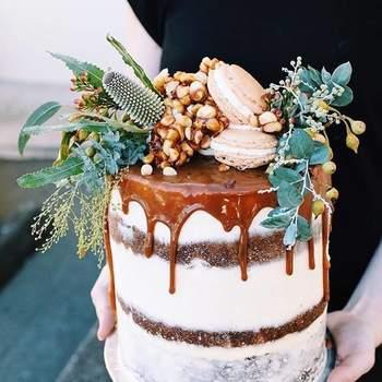 Bolos de casamento: 50 propostas LINDAS, deliciosas e de todos os estilos!