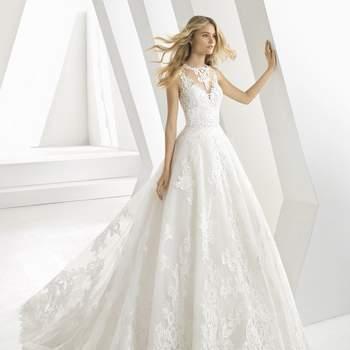 Robe de mariée Rosa Clara - Modèle Deseo