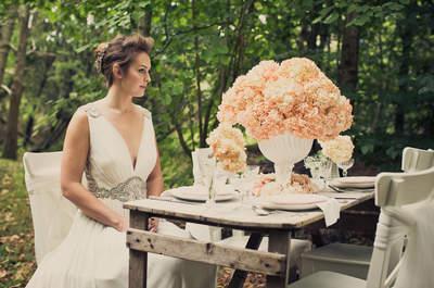 ¿Sabes qué flor es la más elegante para decorar tu boda? ¡Descúbrela!