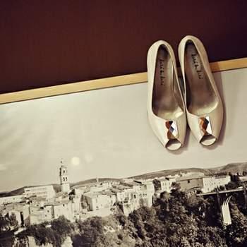 Chaussures peep-toe prises par attitudefotografia.