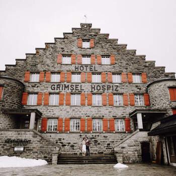 Foto: Historisches Alpinhotel Grimsel Hospiz