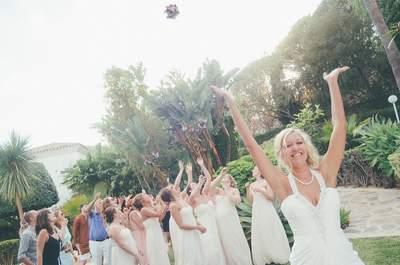 ¿Matrimonio en verano? 6 tips infaltables para que sea todo un éxito