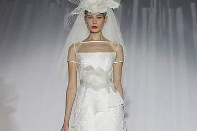 Colecção Patricia Avendaño 2013: noivas e convidadas