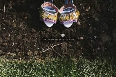Le scarpe da sposa più amate dalle italiane