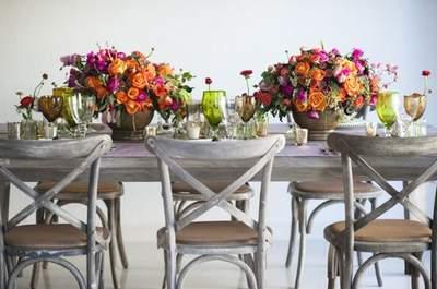 Decoración y arreglos florales para bodas en Guadalajara: ¡Las 10 mejores empresas de todo Jalisco!