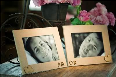Inspiração para casamentos ao ar livre: real wedding de Marcella e André