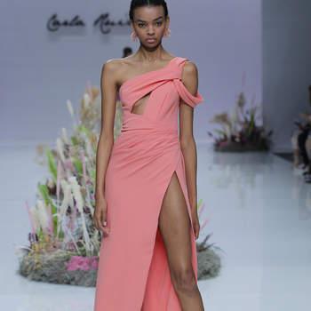 Carla Ruiz. Credits: Barcelona Bridal Fashion Week