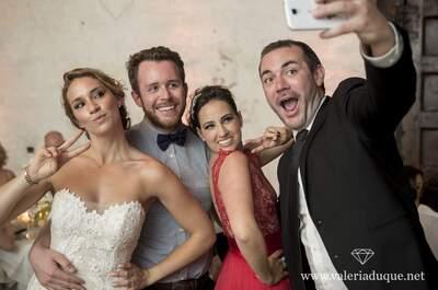 Los mejores tips para que tus invitados se desconecten del celular durante la boda: ¡Súper útiles!