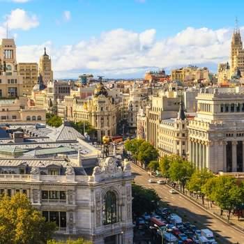 MADRID. Foto: Shutterstock