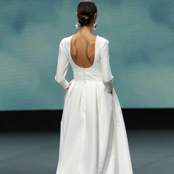Marylise | Créditos: Valmont Barcelona Bridal Fashion Week 2020