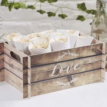 Boîtes Love - The Wedding Shop !