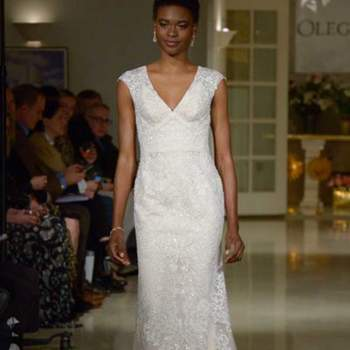 Oleg Cassini. Credits_ New York Bridal Week