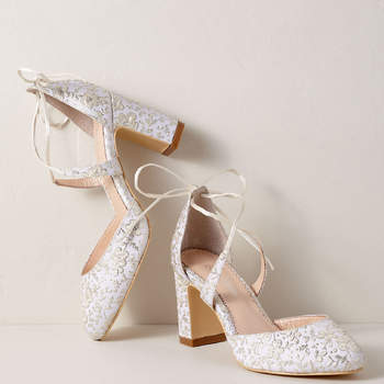 Sadie Block Heels, Bhldn