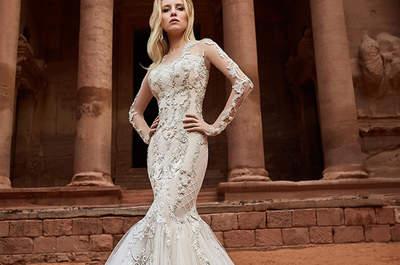 Vestidos de noiva sexys: os modelos com que será um autêntico êxito!