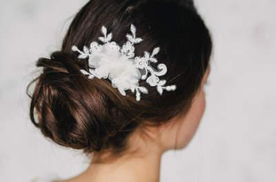 Grandiose Brautfrisuren: Wir beenden Ihre Suche und empfehlen den Vintage-Look!