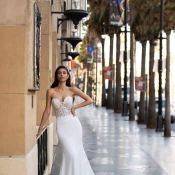Foto: Pronovias Cruise Collection  Modelo Monroe